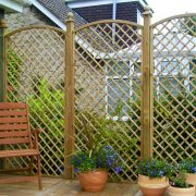 English Trellis Convex