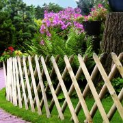 Cross Fence & Gate