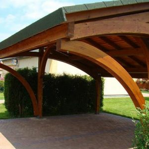 Revelatio Double Carport